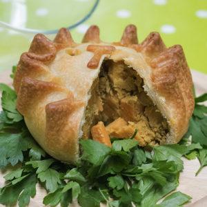 Tamaring Sweet Potato Vork Pie
