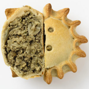 Original Vegan Vork Pie