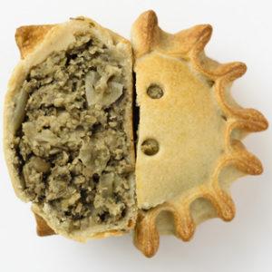 Original Vegan Vork Pie