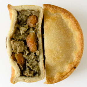 The Stoutly Vegan Vork Pie