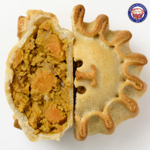 Tamarind Sweet Potato Vegan Pie