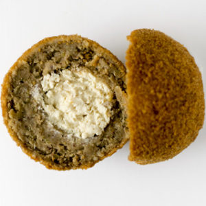 Vork on Mars Vegan Scotch Egg