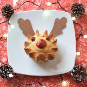 Christmas Vegan Pie