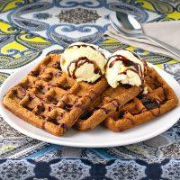 Vork Vegan Waffles